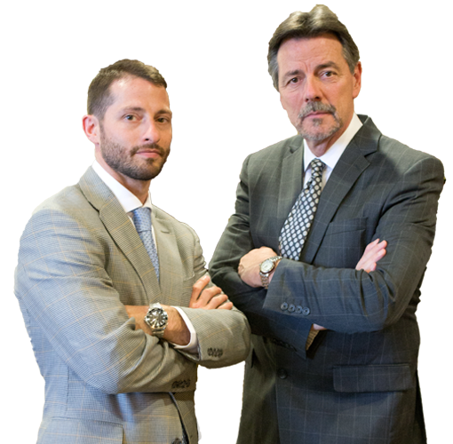 Wayne and Josh Hill of the Hill Law Firm