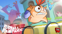 Furball Rampage New iOS & Android Game