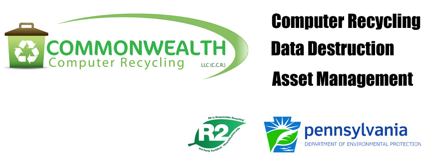 Commonwealth Computer Recycling Logo
