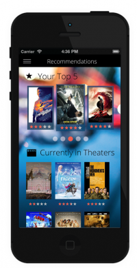 Team Review Ringer Starts  New Movie Ratings and Reviews App