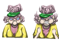 Grumpy Granny Inova Entertainment
