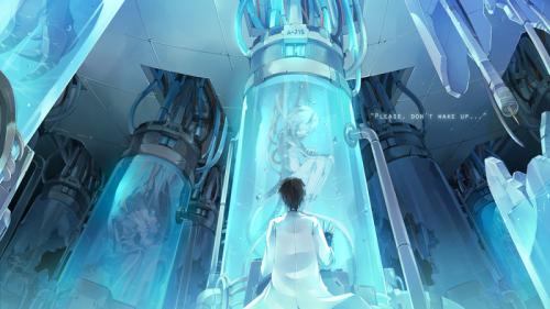 Pale Blue - Monstrous 2D Side Scrolling Action Adventure'