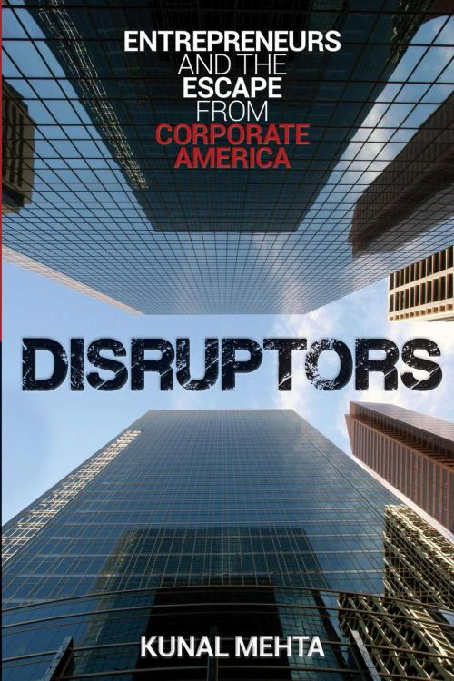 Disruptors Book Cover'