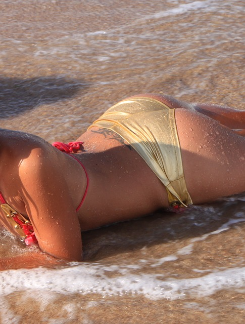 Is your butt ready for the beach this summer?'