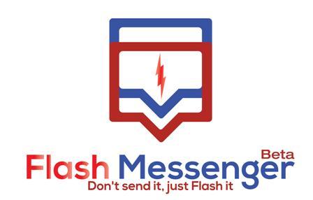 Flash Messenger'