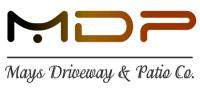 Mays Driveways & Patios Logo