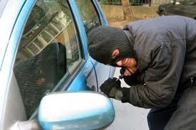 car theft'