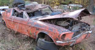 junk car'