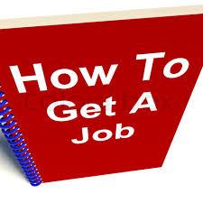 get a job'