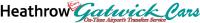 Heathrow Gatwick Cars Logo