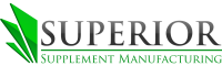 Superior Supplement Manufacturing Logo