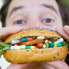 food supplements'