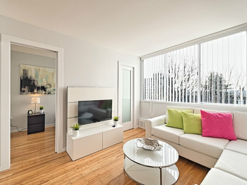 Vancouver furnished apartments'