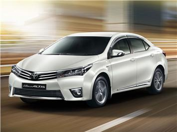 Toyota Launches The All New Corolla Altis'