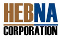 Logo for HEBNA CORPORATION'