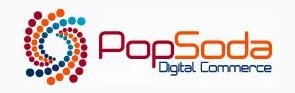 Company Logo For PopSoda Digital Commerce'