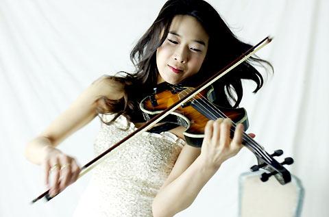 Electric Vilionist Park Eun Joo'
