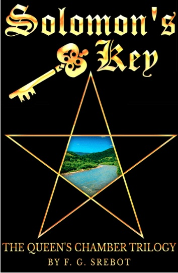 Solomon's Key: The Queen's Chamber Trilogy Logo