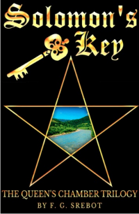 Solomon's Key: The Queen's Chamber Trilogy Logo