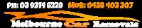Melbourne Car Removals Logo