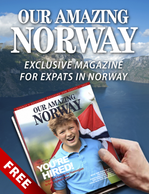 Our Amazing Norway'