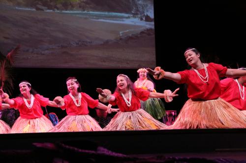 'Ha'aheo O Hana', hula of 1 of Maui's mo'