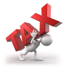 taxation woes'
