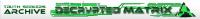 DecryptedMatrix.com Logo