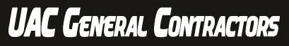 Company Logo For UAC General Contractors'