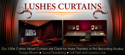 Lushes Curtains llc'