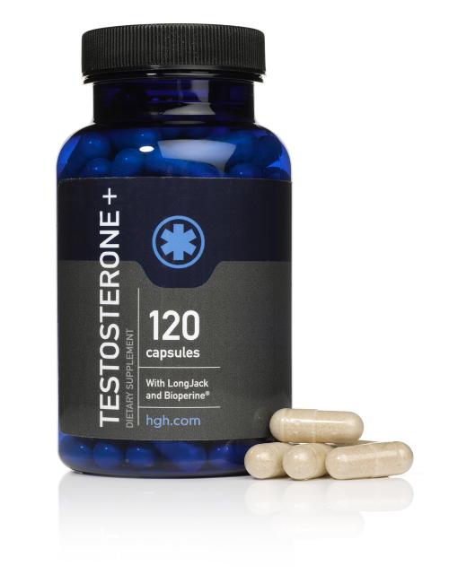 Testosterone Plus'