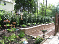 Whitehouse Landscaping - Walkway