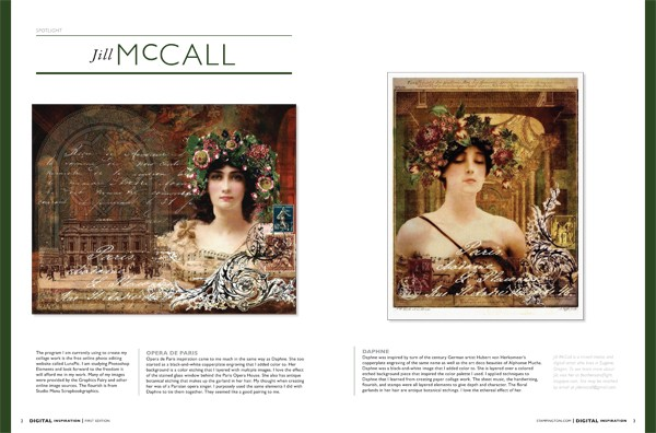 Digital Inspiration Volume 1 - Jill McCall