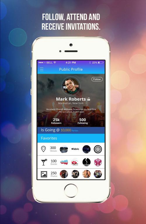 Vinviter smartest & coolest app'