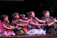 Here are some of the current generation Hawaiians dancing a