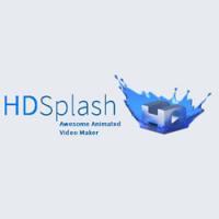 HDSplash Logo