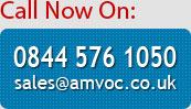Company Logo For Amvoc Ltd. - Telemarketing and Copywriting'