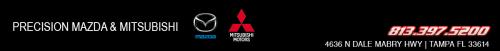 Company Logo For Precision Mazda & Mitsubishi'