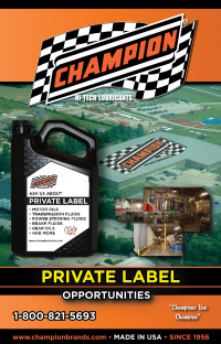 Champion Private Label Catalog