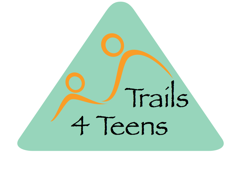 Official Trails 4 Teens Logo
