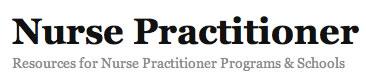 Nurse Practitioner Program Guides'