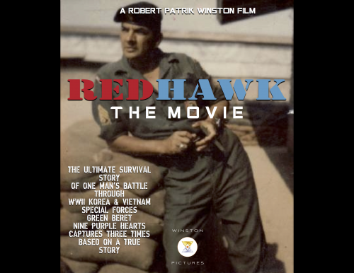 REDHAWK a feature film'