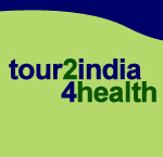 Tour2India4Health Logo