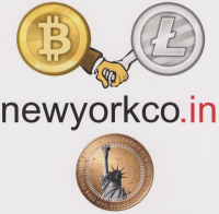 The New York Coin Foundation Logo