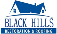 Black Hills Restoration and Roofing Logo