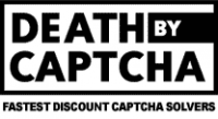 Death by Captcha Logo