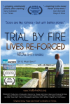 Trial By Fire Poster'