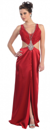 2012 Red Prom Dress'