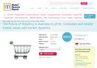 Future of Retailing in Australia to 2018