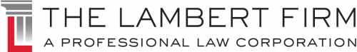 Logo For The Lambert Firm | New Orleans Accident Lawyers'